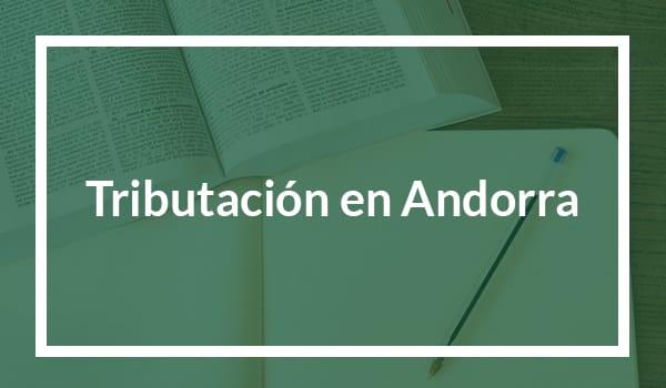Tributació a Andorra